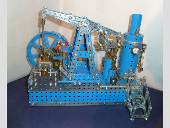 A Small Beam Engine