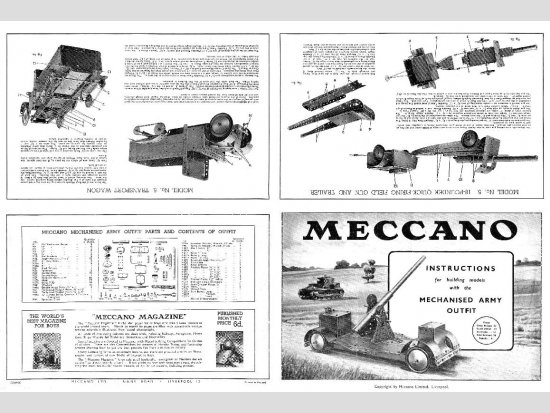 1939 Mechanised Army